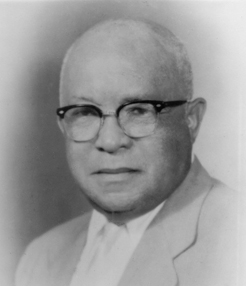 Rev. Luke G. Reynolds (1947-1959)
